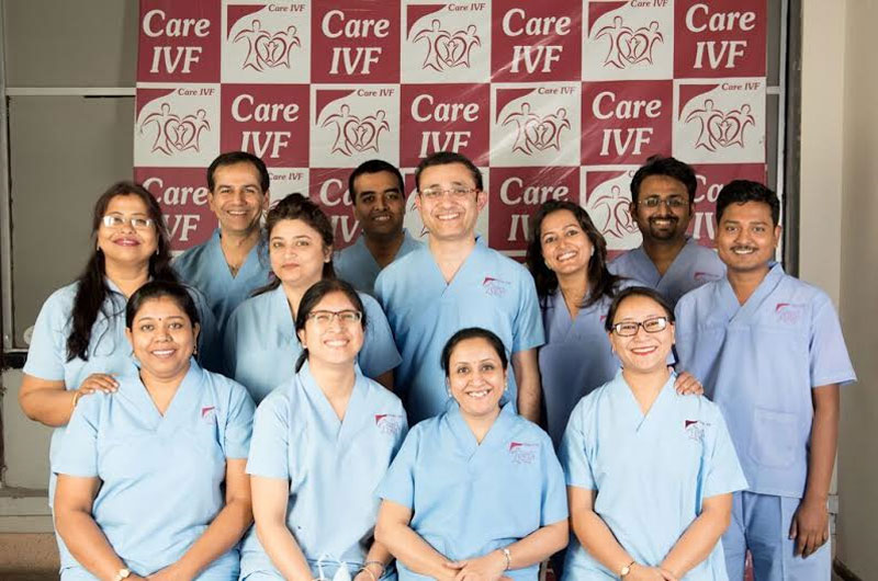 Doctors & Embryologists at Care IVF